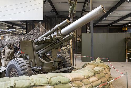 155 mm M1 howitzer
