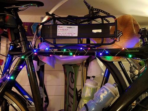 Rudi's Christmas Bike