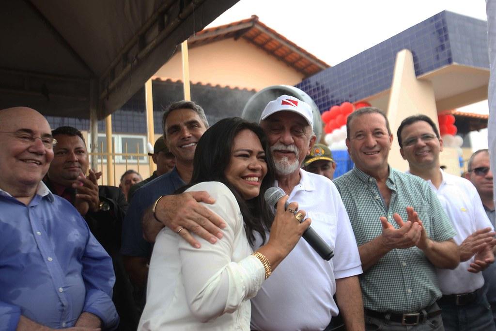 Terra Santa, Faro, Itaituba, Belterra e Óbidos em 5 notas curtas, Jade Abreu, prefeita de Faro