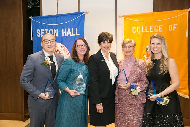 College of Nursing Margaret C. Haley Awards