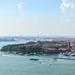 6. Skyline de Venecia desde el aire