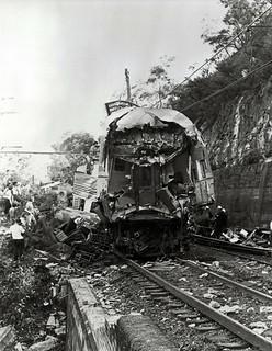 Glenbrook Train Smash