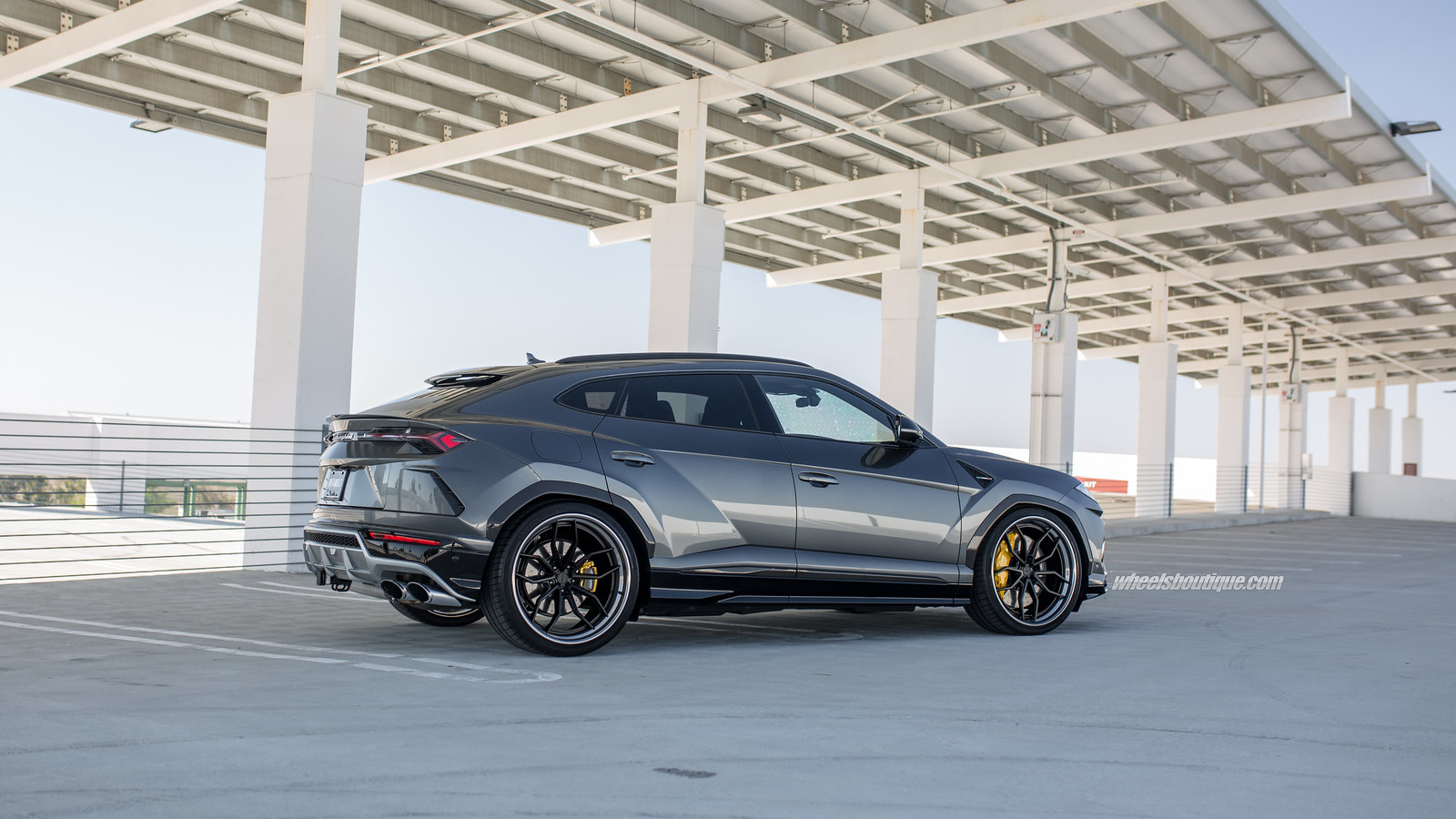 lamborghini urus \u0026 anrky wheels \u0026 wheels boutique \u2013 come right on in