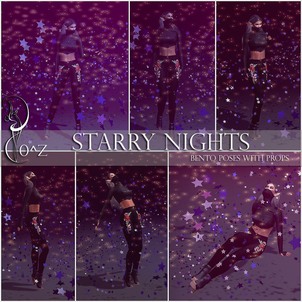 Starry Nights is at SENSE EVENT – Starts Nov 18th