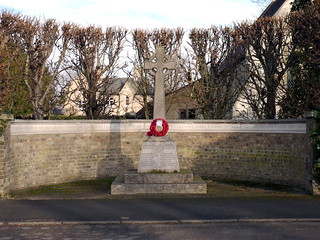 Lode - War memorial