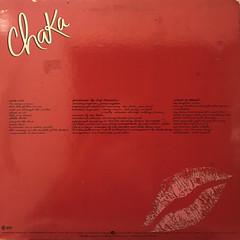 CHAKA KHAN:CHAKA(JACKET B)
