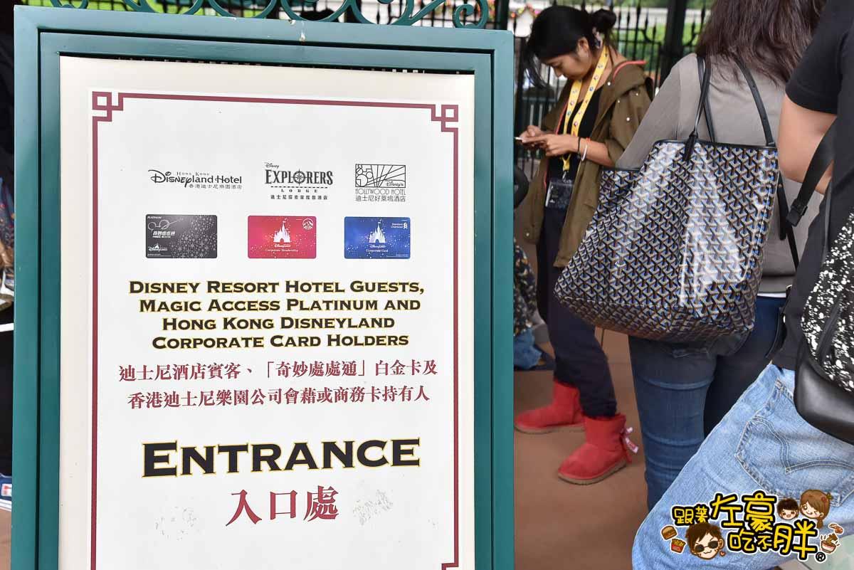 2019香港迪士尼樂園(聖誕節特別活動)-2
