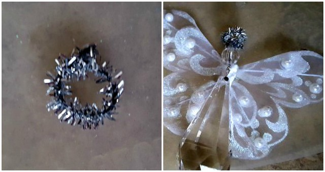 Angel Ornament Step 2