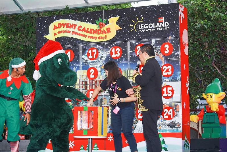 Legoland® Malaysia Resort Advent Calendar Draw