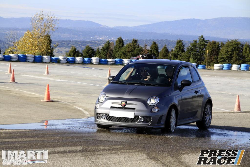 Prueba selección Imartí MotorSports para equipo Presstorace 24 Horas Ascari