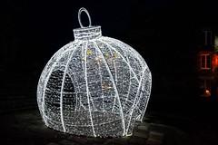 Noël - décoration, fête foraine,