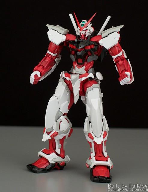 HiRM Astray Red Frame Gundam 12