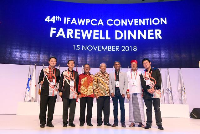 IFAWPCA 2018 (15 November 2018)