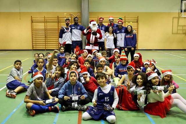 #CANTERACMB | La Navidad llega con Agada y Urtasun