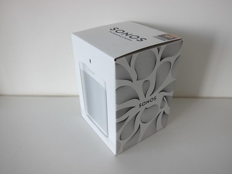 Sonos One (White) - Box