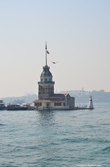 Maiden's Tower-Istanbul