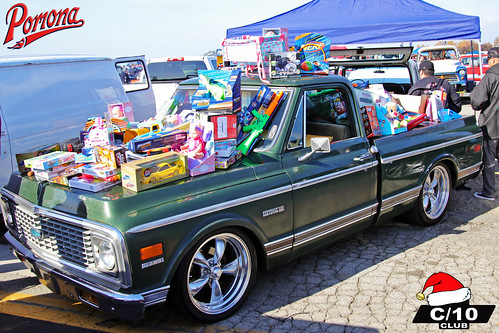 The 2018 C10 Club Toy Drive