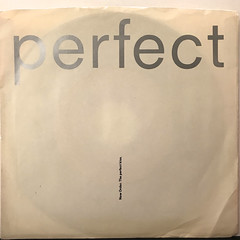 NEW ORDER:PERFECT KISS(JACKET A)
