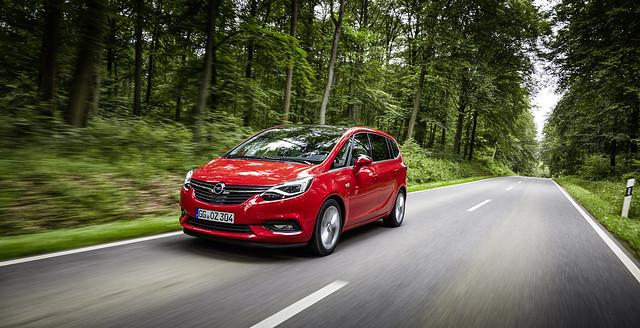 Comprar Opel Zafira