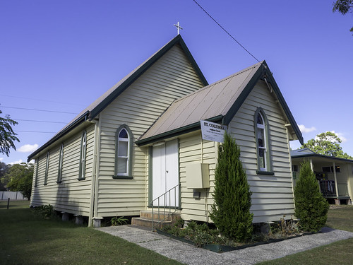St Columba's Anglican Church, Karuah NSW, built 1913