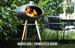 Morso Grill Forno Pizza Ovens