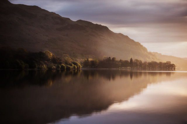 Ullswater Morning Glory, Nikon D810, AF-S Zoom-Nikkor 80-200mm f/2.8D IF-ED