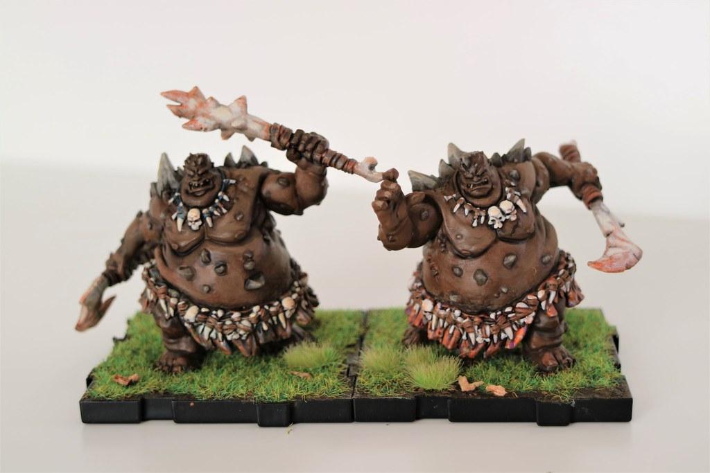 Runewars Miniatures Obscenes Front