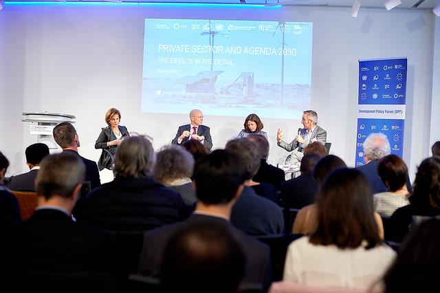 Private Sector and Agenda 2030