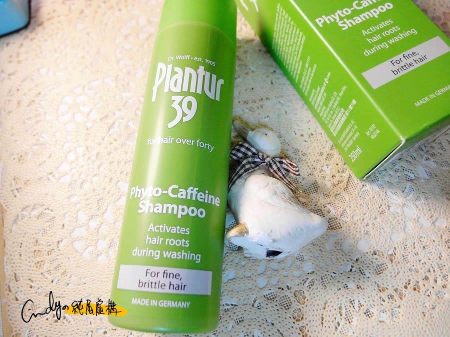 Plantur39 植物與咖啡因洗髮露