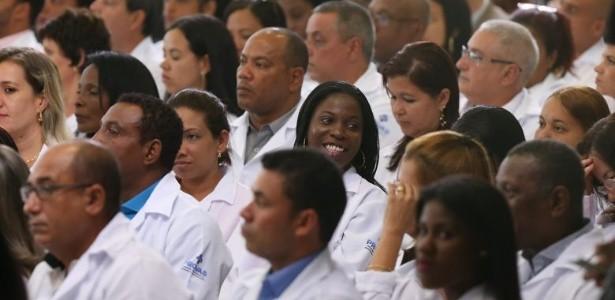 Depois de cinco anos, médicos cubanos voltarão para a ilha caribenha após rompimento de Cuba com os Mais Médicos. - Créditos: Lula Marques/Agência PT