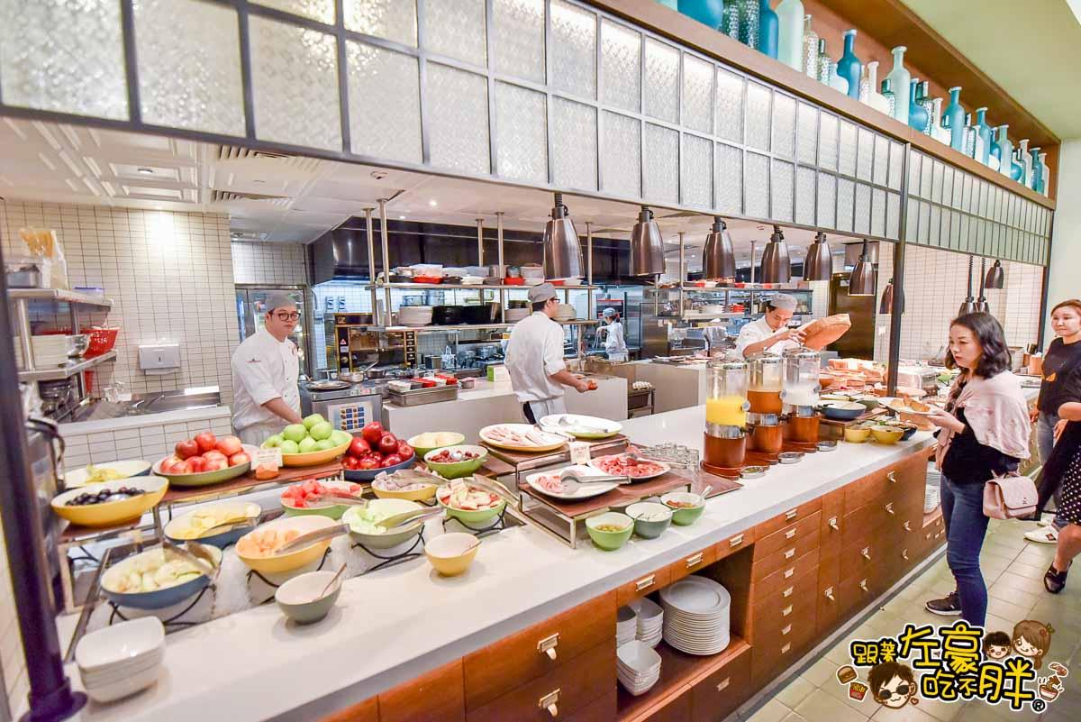 香港迪士尼探索家度假酒店一芊采餐廳-2
