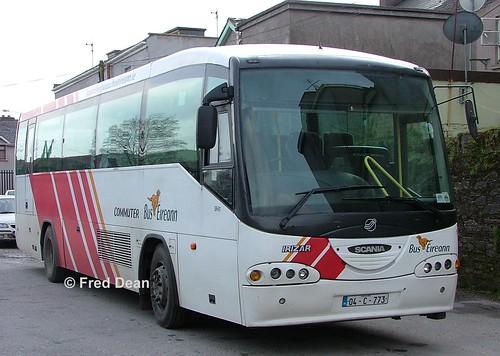 Bus Eireann SR51 (04C773).