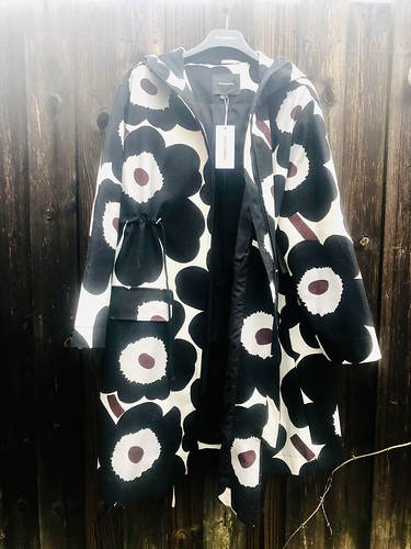unikko poppeli coat, dec 2018
