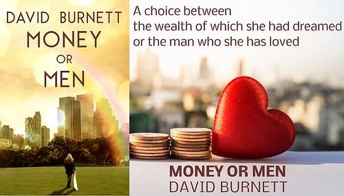 Money or Men Book Tour