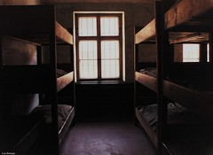Auschwitz I - Interior de Barracón
