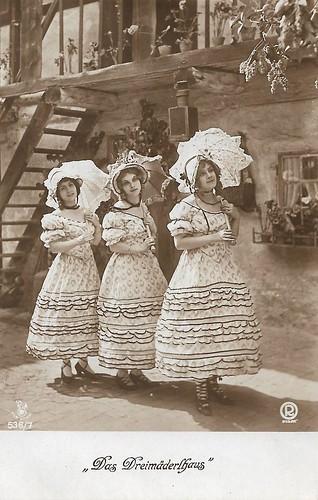Das Dreimäderlhaus (1918)