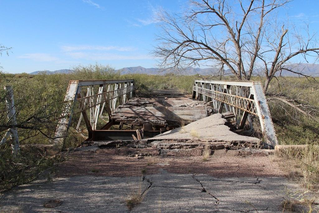 Abandoned Double Adobe Bridge (Cochise County, Arizona) | Flickr