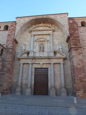 Iglesia de Santa Catalina - Portada