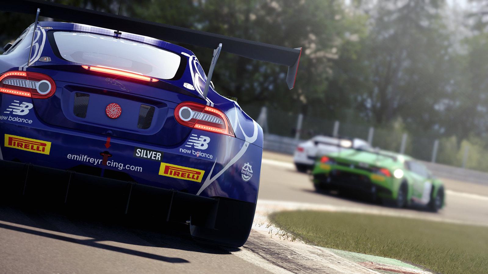 Assetto Corsa Competizione Circuit Zolder 5