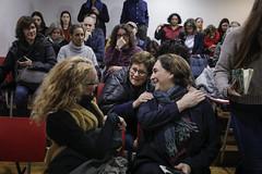 dv., 18/01/2019 - 12:05 - 18.01.2018 Barcelona. Cuéntalo. Memòria col.lectiva de la violencia masclista