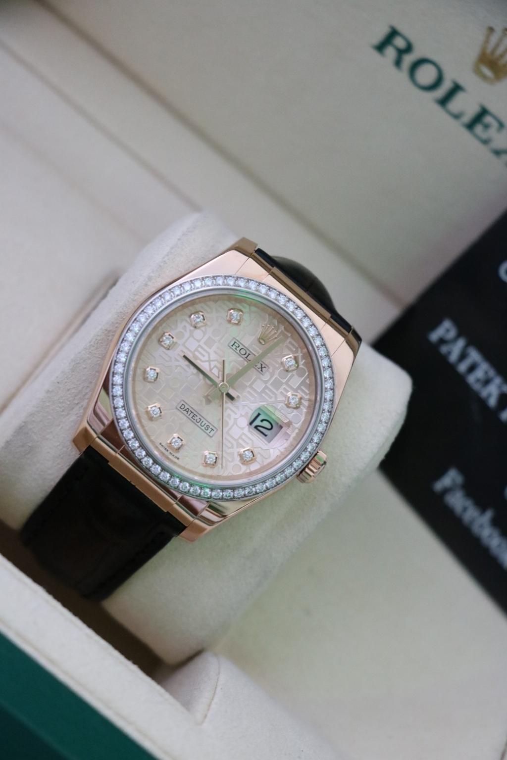 nơi bán đồng hồ rolex cũ