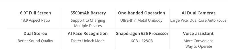 Xiaomi Mi Max 3 特徴 (3)
