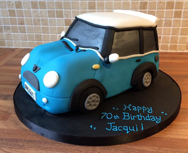 Car Cake from Sweet Things by Tina
