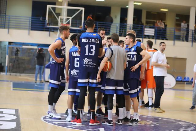 JORNADA 26 | Club Melilla baloncesto - Leyma Coruña