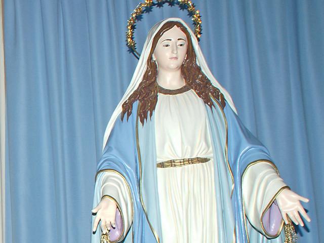 madonna demma medaglia miracolosa