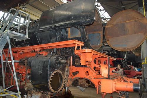 ba-01 180 Bayerische Eisenbahnmuseum