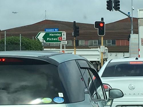 Shands Road, near Christchurch