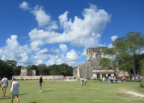 Chichen Itza, Yucatan, Mexico