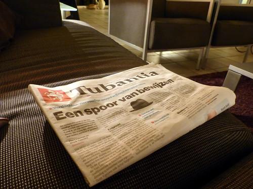 Tubantia Newspaper