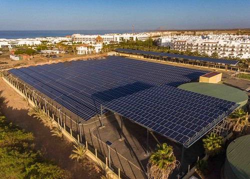TFM builds its first solar power plant in Cape Verde